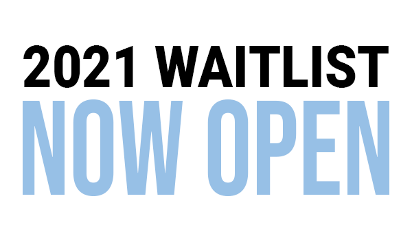 2021 Waitlist Open - Carolina Square