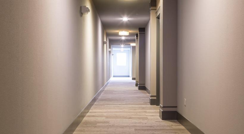 Carolina Square - Hallway