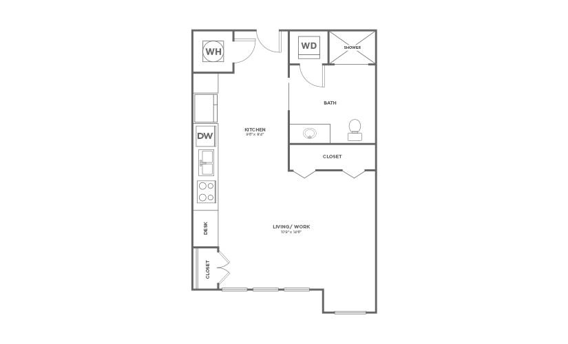 Chapel Hill Apartments | Studio, 1, 2, 3 U0026 4 Bedroom Apartment Homes For  Rent