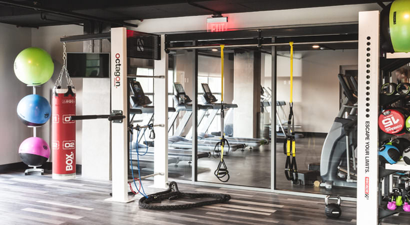 Strength and Cardio Facility